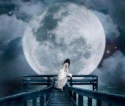 girl in dream